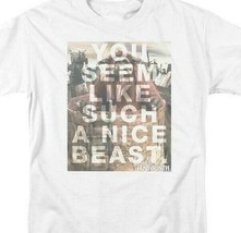 Labyrinth t-shirt Such a Nice Beast retro 80s fantasy movie graphic tee LAB162 image 2