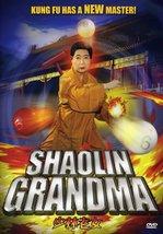 Shaolin Grandma DVD - Japanese martial arts action Chiyako Asami subtitled - $19.99