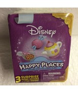 Disney Happy Places Mystery Pack 3 Home Decors 1 Tile Surprise Book Prin... - $1.97