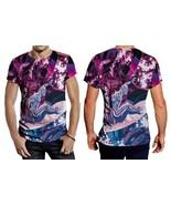 The Silver Surfer VS Galactus T SHIRT FOR MEN - $35.99