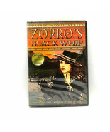 Zorro's Black Whip- Includes Six Serial Episodes Dvd - $1.45