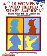 10 Women Who Helped Shape America by Sarah Glasscock teacher resource 4-... - $6.99