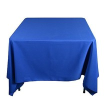 Royal - 85 x 85 Square Tablecloths - ( 85 Inch x 85 Inch ) - $20.91