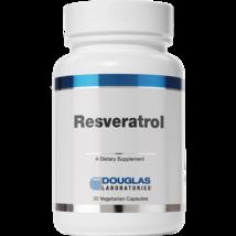 Resveratrol 200Mg 30 caps Douglas Labs new  - $60.99