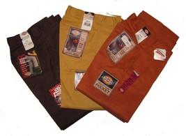 Dickies Mns Double Knee Work Pants Mustard Yellow*Brown*Burnt Orange NWT 2005 - $19.99