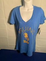 Ncaa Ucla Bruins Womens V-NECK Small T-SHIRT Nwt - $9.99