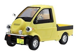 Fujimi 1/24 Car-Easy 03 077024 Daihatsu Midget II w From japan - $67.90
