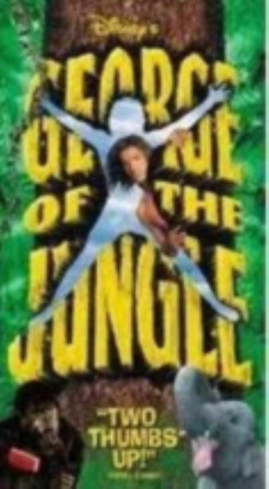George of the Jungle  Vhs