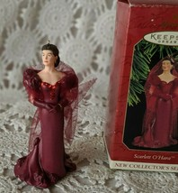 Hallmark Christmas Keepsake Ornament -  Gone with The Wind Scarlett O'Ha... - $8.72