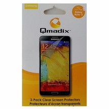 Qmadix Screen Protector for Samsung Galaxy Note3 - Clear - $4.93