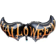 New Halloween Decorative Foil Balloons Halloween Clothing Scary Costumes... - $112,19 MXN