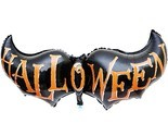 Loons halloween clothing scary costumes bat wings decorative foil balloon hot sale thumb155 crop