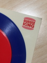 Vintage 1969 Paper Record: The Pledge of Allegiance/Red Skelton from Burger King image 6