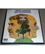 Henry Mancini & Doc Severinsen Reel to Reel Tape - Brass on Ivory - $15.75
