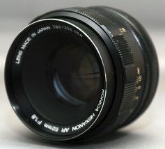 KONICA HEXANON AR 52mm f/1.8 Film SLR DSLR Mirrorless Camera Lens JAPAN - $42.30