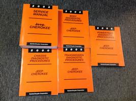 2000 JEEP CHEROKEE Service Repair Shop Manual F... - $247.46