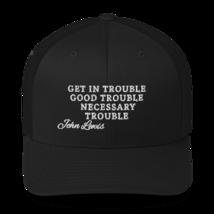 Good Trouble John Lewis Hat / Good Trouble Hat / John Lewis Trucker Cap image 1