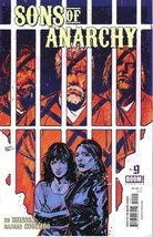 Sons of Anarchy TV Series Comic Book #9, Boom 2014 NEW UNREAD - $4.99