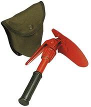 Orange Mini Pick & Shovel with Cover - $18.55 CAD