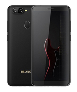 "bluboo d6 pro 2gb 16gb black quad core fingerprint 8.0mp 5.5"" android sm... - $108.90"