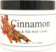 Cinnamon Satin and Silk Cream - $11.63+