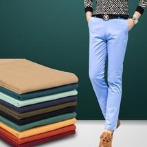 7 Color Inch Size 28~36 2018 Fashion Mens Joggers Casual Men Pants Outdo... - $32.64