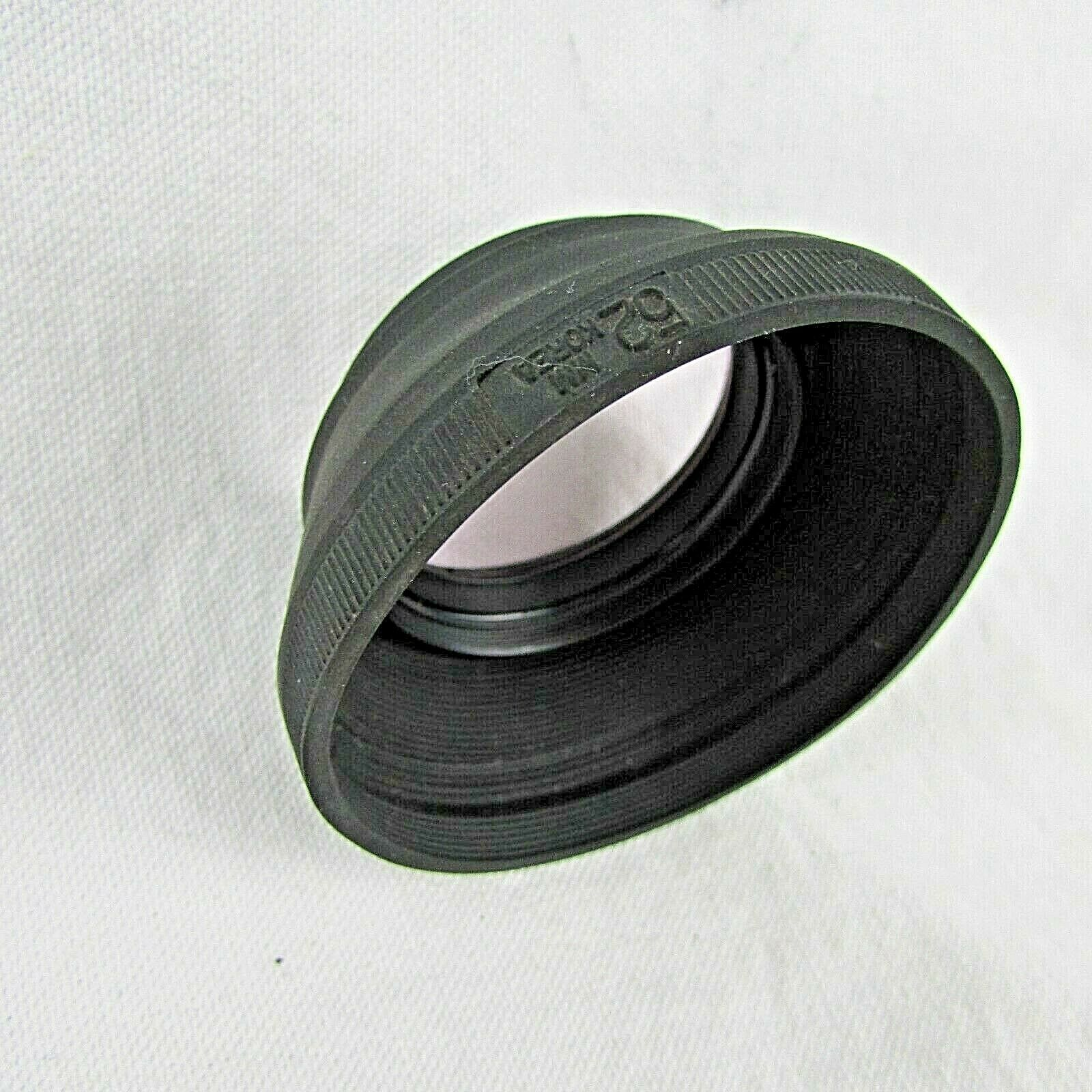 Primary image for HOYA 52MM RUBBER LENS HOOD W/ 1B SKYLIGHT FILTER FREE Shipping