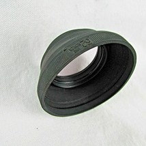 Hoya 52MM Rubber Lens Hood W/ 1B Skylight Filter Free Shipping - $11.52