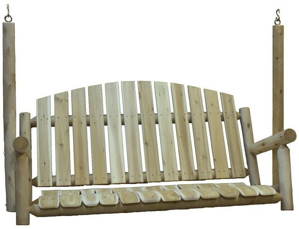 Patio Porch Swing 5 Ft 650 Lb Weight Capacity Rot