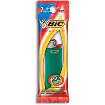 Bic Classic Disposable Lighter, Colors May Vary... - $14.94