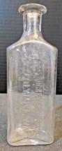 Buckeye Extract Co. Clear Glass Bottle 4 oz. Olympia Washington - $10.89