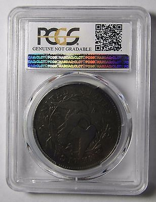 Very Rare 1795 Flowing Hair Silver Dollar 2 Leaves Fine Details PCGS Lot MZ 4491