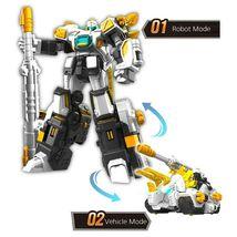 Miniforce Cera Tank Action Figure Super Dino Series Transforming Robot Toy image 3
