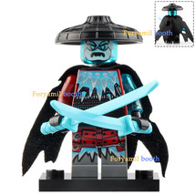 Blizzard Sword Masters (Blizzard Samurai) Ninjago Minifigures Toy New 2019 - $2.75
