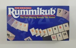 Rummikub Board Game 1997 Pressman - $24.30