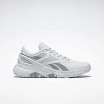 Reebok Womens Nanoflex TR Training Shoes Grey and White - $95.45