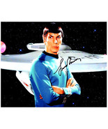 LEONARD NIMOY  Authentic Original  SIGNED AUTOGRAPHED PHOTO W/COA - $60.00