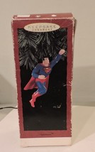 Superman Hallmark Keepsake Hanging Christmas Ornament - $12.82