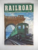 Vintage Railroad Magazine February 1952 Train on Cover - $10.84