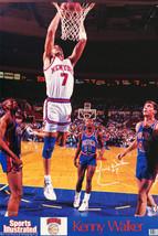 POSTER :NBA BASKETBALL : KENNY WALKER - NY KNICKS  #7434 RW3 C - $24.00
