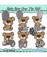 Buggy bears over the hill clip art thumbtall