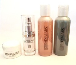 Radialabs | Anti Aging Face Care System | Includes Instant Wrinkle Reducer - $34.60