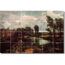 John Constable Country Painting Tile Murals BZ01917. Kitchen Backsplash Bathroom - $240.00+