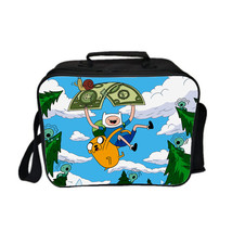 AdventureTime Kid Adult Lunch Box Lunch Bag Picnic Bag B - $19.99
