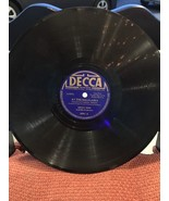 78 Record Decca One Look At You And At The Balalaika By Henry King - $4.26