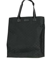 NEW GUCCI GG Nylon Open Top Tote Bag - $766.00