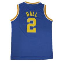 Lonzo Ball #2 College Basketball Jerseys All Stitched UCLA Shirts - $35.00