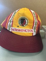 Vintage 80s Washington Redskins Super Bowl Champs Snapback Hat NFL New E... - $13.54