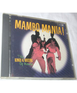 Mambo Mania The Kings & Queens Of Mambo por Varios Artists CD Apr-1995 R... - $9.30