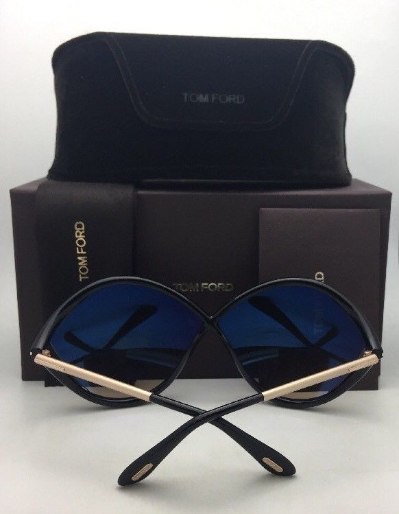 68dc3a96489 New TOM FORD Sunglasses LARA TF 573 01B and 50 similar items